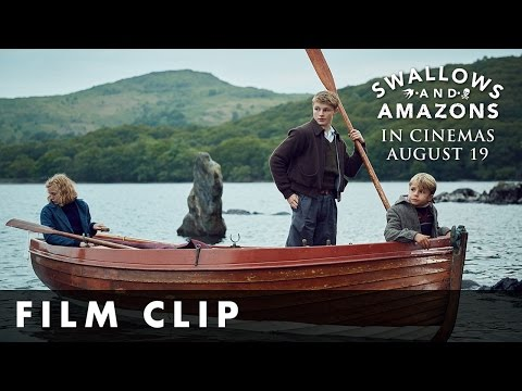 Swallows & Amazons – Here's To Swallow Clip – Out now on DVD, Blu-ray and Digital