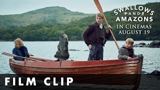 Swallows   Amazons     Here   S To Swallow Clip     Out Now On Dvd  Blu Ray And Digital
