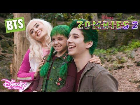 Milo's BTS Diary 🎬 | ZOMBIES 2 | Disney Channel UK