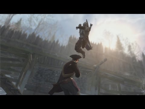 Assassins Creed III   Official Trailer 1 | Video