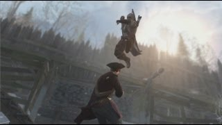 มาแล้ว!!!  Gameplay Demo เกมAssassin s Creed III
