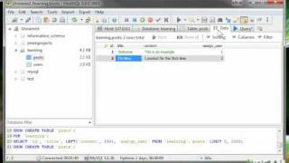 (5) MySQL UPDATE Tutorial