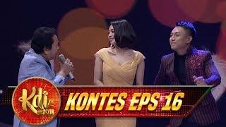 Video WOW! KDI Kedatangan Mansyur S Yg Duet Bareng Joko & Wika Salim - Kontes KDI Eps 16 (27/8) MP3, 3GP, MP4, WEBM, AVI, FLV Mei 2019
