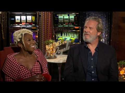 Jeff Bridges & Cynthia Erivo for