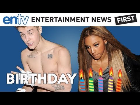 Justin Bieber 19th Birthday : Shirtless Segway Rides and Ella Paige - ENTV