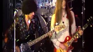 Download Lagu THIN LIZZY - LIVE AT THE NATIONAL STADIUM (1975) - PART 1 Mp3