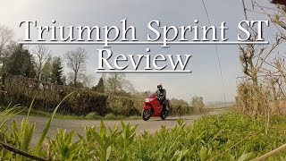 7. Triumph Sprint ST 1050 Review