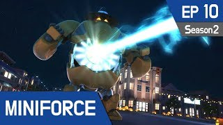 Video Miniforce Season2 EP10 Halloween Party Pt  2 (English Ver) MP3, 3GP, MP4, WEBM, AVI, FLV September 2018