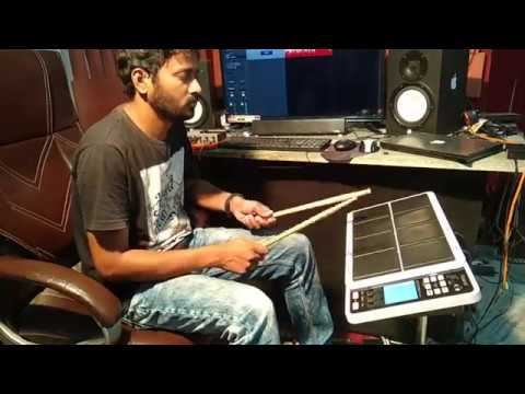 Roland spd 30 BY PAVITHRAN Indian tones, Tabla, Dholak, Mridangam, Thavil, Handcrafted drums.......