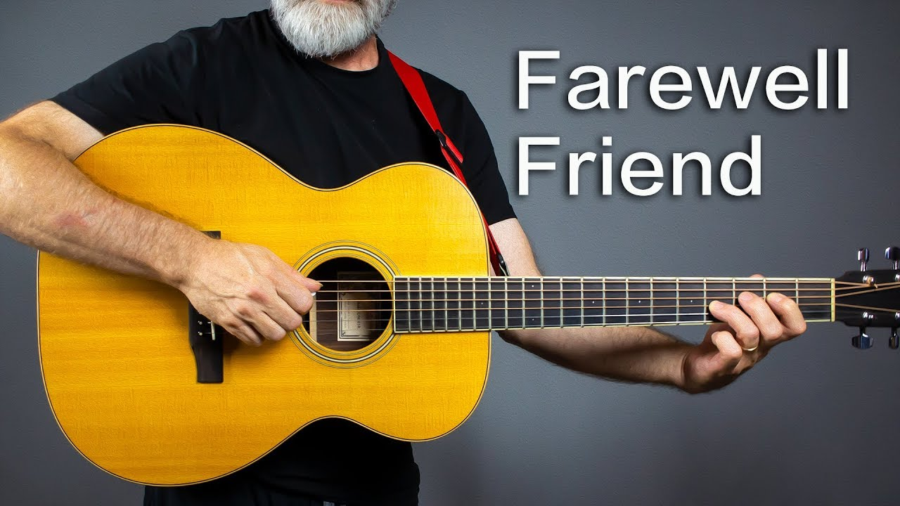 Farewell Larrivee OM-03R: Final Ambient Acoustic Guitar Piece
