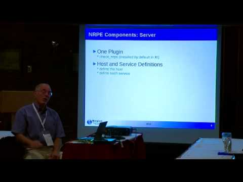 NRPE DOCUMENTATION - Nagios