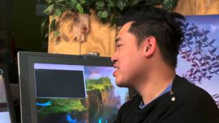 RIO 2 Behind The Scenes #5: Animation - Melvin Tan
