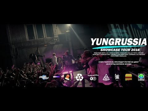 YUNGRUSSIA TOUR EPISODE II: MOSCOW (09.05.2016)