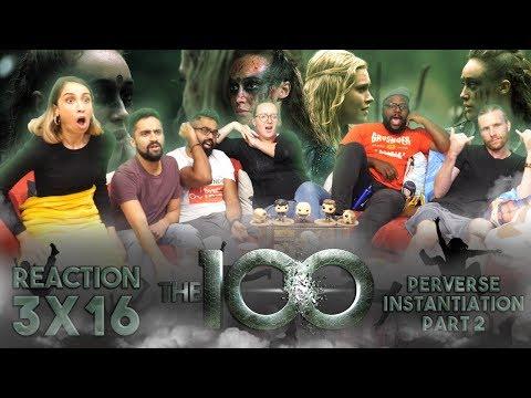 The 100 - 3x16 Perverse Instantiation Part 2 - Group Reaction