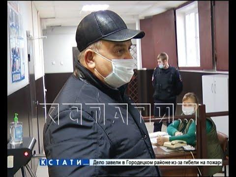 Новые подробности полицейского скандала в Кулебаках