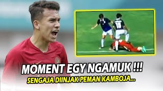 Video Ini Penyebab Egi Maulana Vikri Ngamuk Saat Indonesia U-19 vs Kamboja U-19 Friendly Match Kemarin. MP3, 3GP, MP4, WEBM, AVI, FLV April 2019