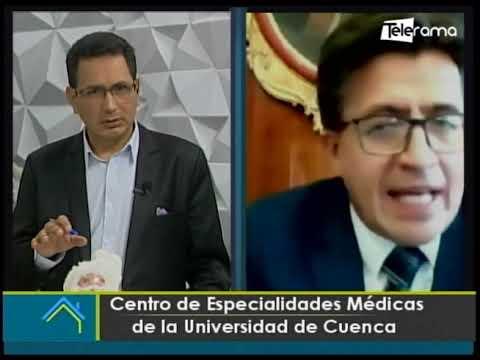 Centro de especialidades médicas de la Universidad de Cuenca