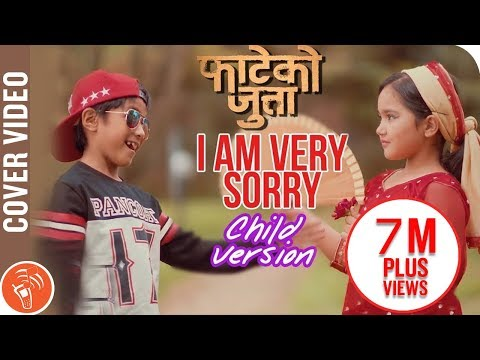 Video I Am Very Sorry | New Nepali Movie Fateko Jutta | Cover Video By ASquare Crew | Child Version download in MP3, 3GP, MP4, WEBM, AVI, FLV January 2017