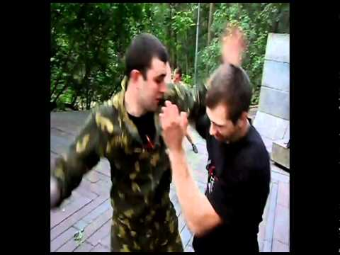 TACTICAL ARMY PANANTUKAN – PENCAK-SILAT in Moscow