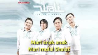 Video Wali - Salam 5 Waktu   Video Lirik MP3, 3GP, MP4, WEBM, AVI, FLV Mei 2018