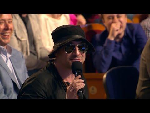Нагиев отжигает на финальной речи