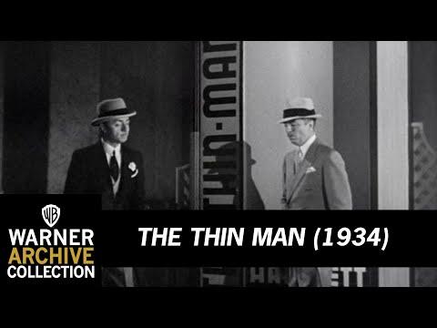 The Thin Man - HD Trailer