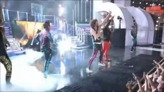 LMFAO - Party Rock Anthem live & Sorry for party rocking live at Billboard Music Awards 2012 HD