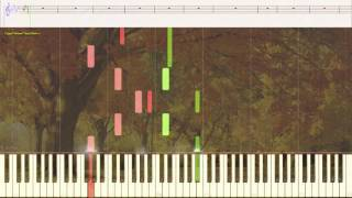 3 сентября - Шуфутинсикй Михаил (Ноты и Видеоурок для фортепиано) (piano cover)