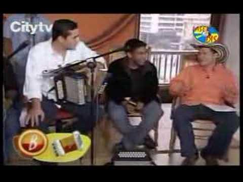 Entrevista En City Tv Kaleth Morales