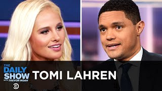 "Video Tomi Lahren - Giving a Voice to Conservative America on ""Tomi"": The Daily Show MP3, 3GP, MP4, WEBM, AVI, FLV Juli 2018"