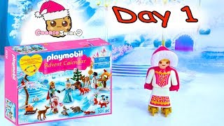 Video Playmobil Holiday Christmas Advent Calendar Day 1 Cookie Swirl C Toy Surprise Video MP3, 3GP, MP4, WEBM, AVI, FLV Desember 2018