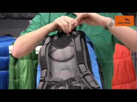Відеоогляд туристичного рюкзака  Easy Camp Dayhiker 35 Blue