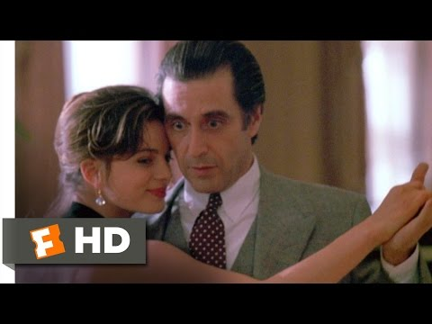 The Tango - Scent of a Woman (4/8) Movie CLIP (1992) HD (видео)