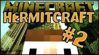 HermitCraft with Keralis - Episode 2: Wool, Wool&Diamonds! Diamonds Cheat?!