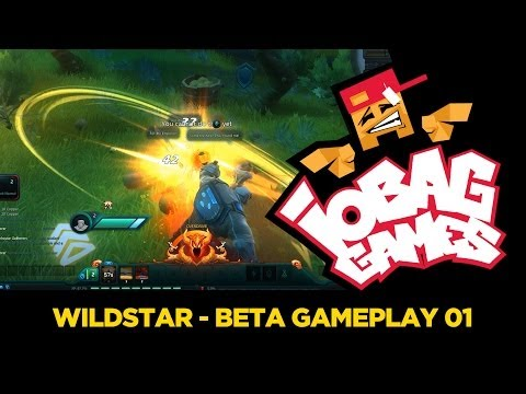 IOBAGG – WILDSTAR Beta Gameplay 01