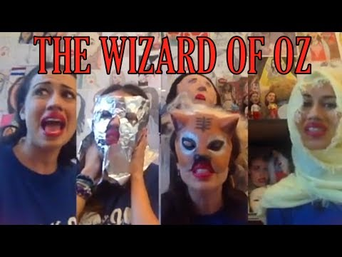 THE WIZARD OF OZ! By Miranda Sings
