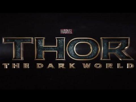 Thor 2 - The Dark World - Cine Trailer 2013 - (English) - HD 720p - 3D