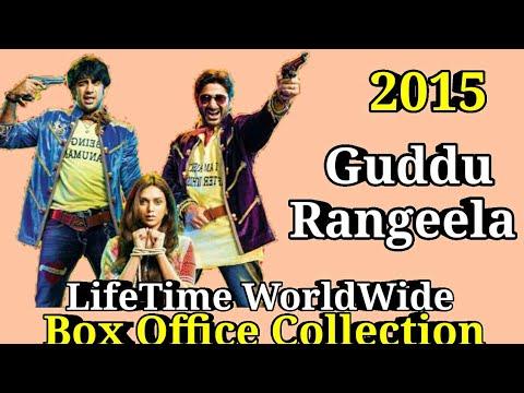 GUDDU RANGEELA 2015 Bollywood Movie LifeTime WorldWide Box Office Collection Cast Rating Songs