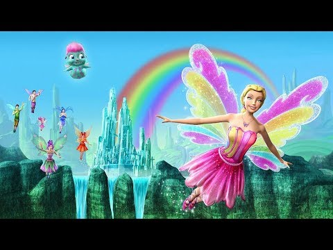 Barbie fairytopia magic of the rainbow trailer