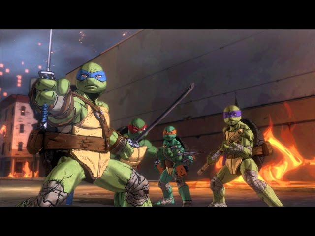 Видео к игре Teenage Mutant Ninja Turtles™ Mutants in Manhattan