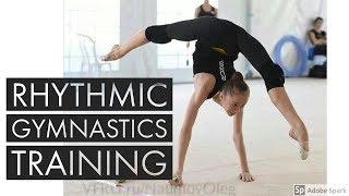 Rhythmic Gymnastics Training - MORTALS |HD|