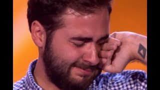 ►► ► CLICK HERE to Learn How To Sing ► http://MusicTalentNow.com/Learn-To-Sing ◄►He Starts To Cry after... Very Emotional & Amazing