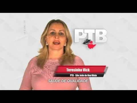 Teresinha Vick - São João da Boa Vista