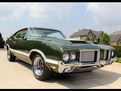 1972 Oldsmobile Cutlass Classic Muscle Car for Sale in MI Vanguard Motor Sales