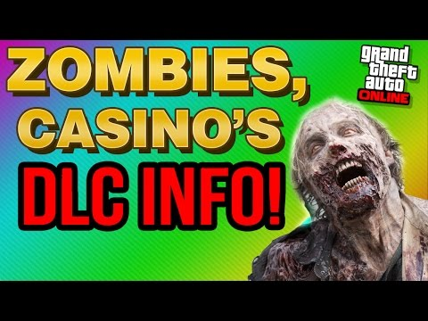 mini - GTA 5 DLC LEAKED - Multiple Casino's, Zombies, Mini Games (GTA V Online DLC). This Update comes to you from Granty showing you some interesting stuff. Smack that like button if you enjoyed...