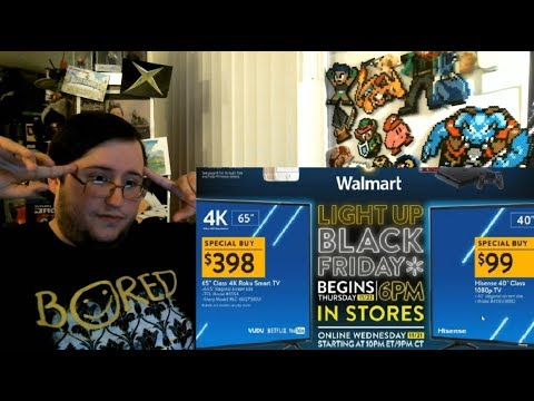 Walmart's Black Friday 2018 Ad! - Gor Takes a Look