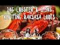 Download Lagu Gila! 1kg Lobster Kanada + 1,5 Kepiting Raksasa Alaska Ludes! ft. Shelly Che Mp3 Free