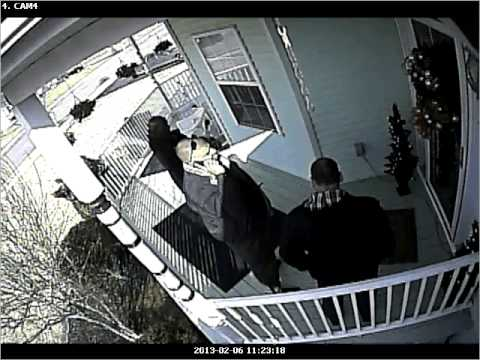 Corrupt Franklin Twp NJ police breaking/entering & assault