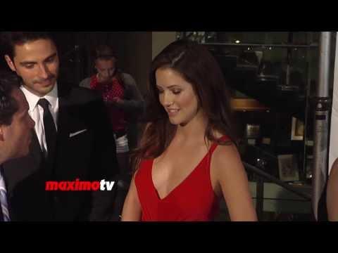 Julie Gonzalo 2013 IMAGEN Awards Red Carpet - DALLAS