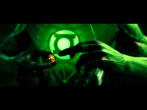 Green Lantern Movie - Final Scene (Sinestro Turns Yellow)